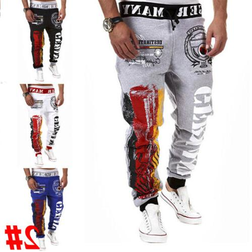 US Tracksuit Gym Casual Jogging