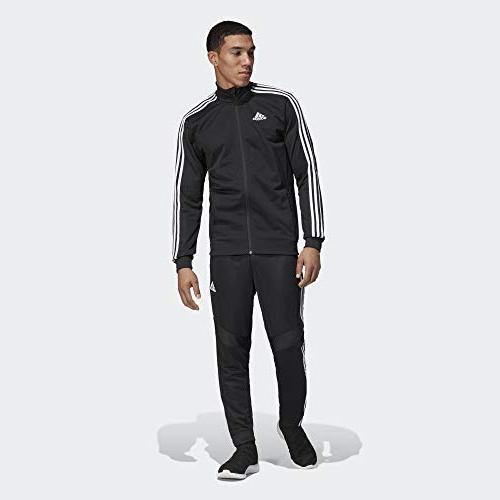 adidas Men's Tiro19 Pants, Black/White,