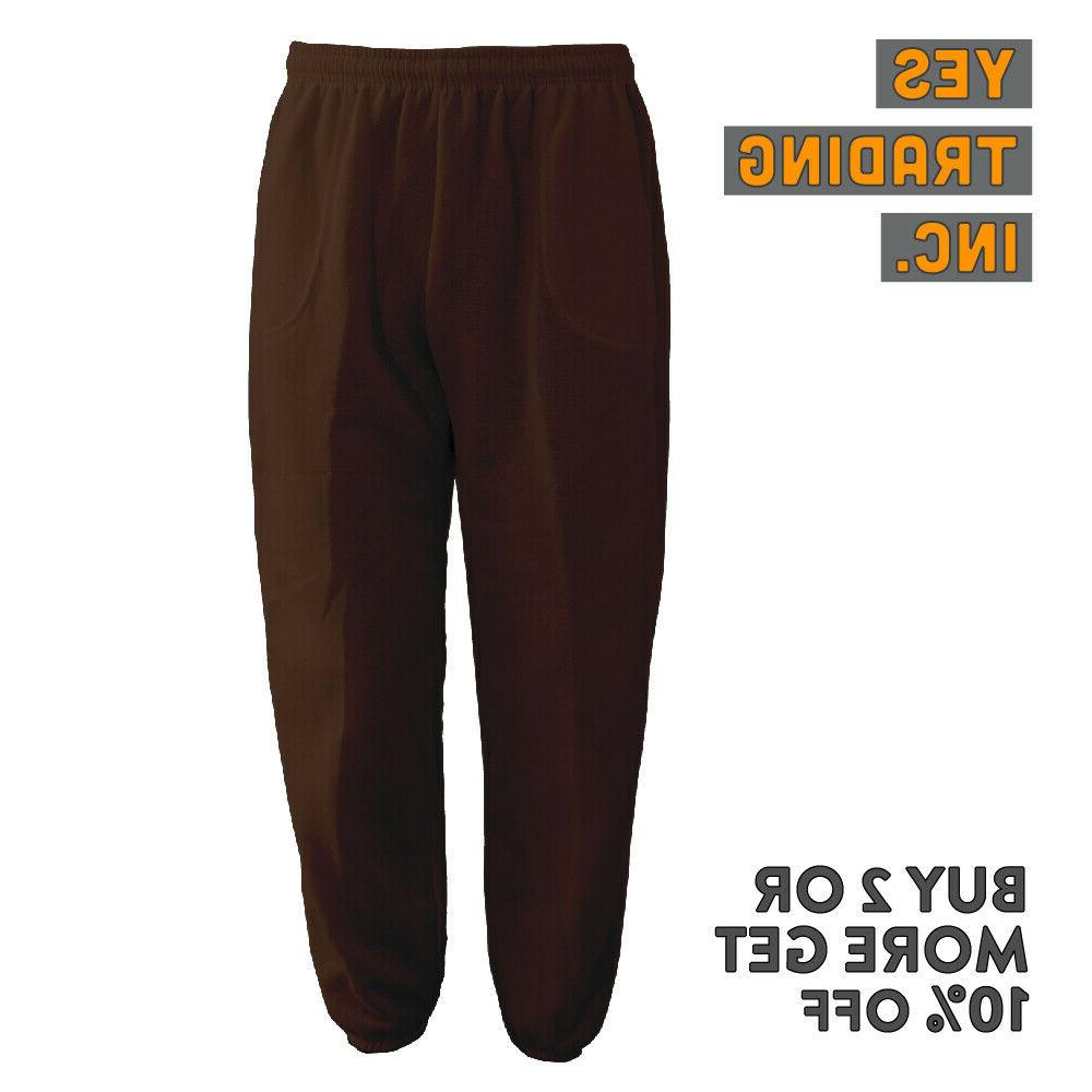 MENS SWEATPANTS 3 POCKET JOGGERS