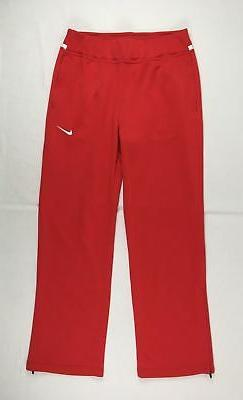 NEW Nike - Red Poly Athletic Pants