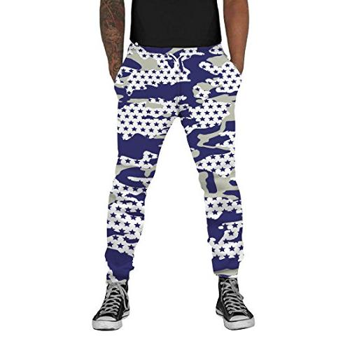 novelty outdoor camouflage military pants elastic waist