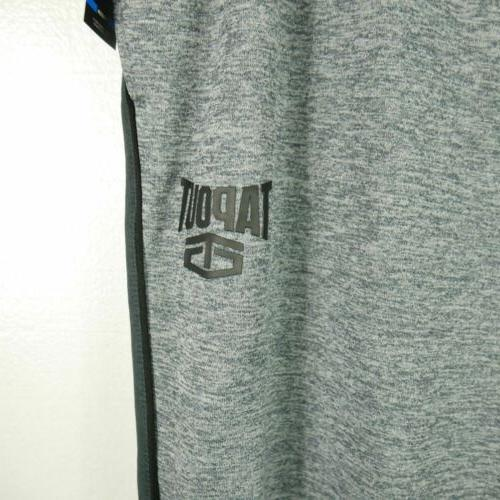 NWT TALL ATHLETIC JOGGER SWEATPANTS HEATHER GRAY 4XL 5XL