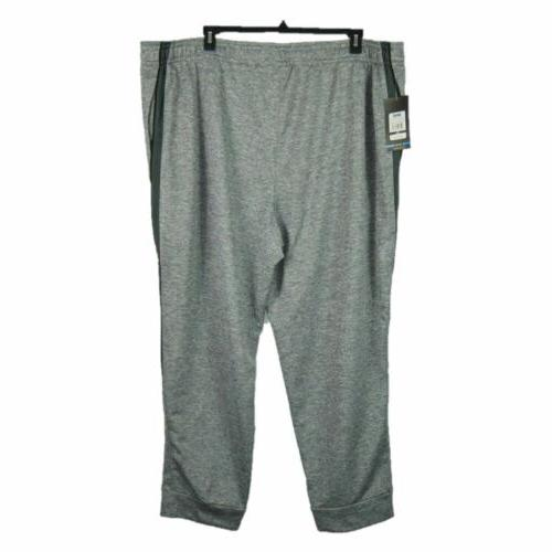 TALL JOGGER HEATHER GRAY MENS