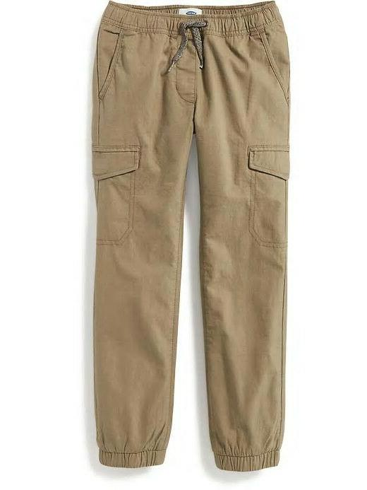 NWT Pull-On Built-In Flex Cargo Joggers NEW