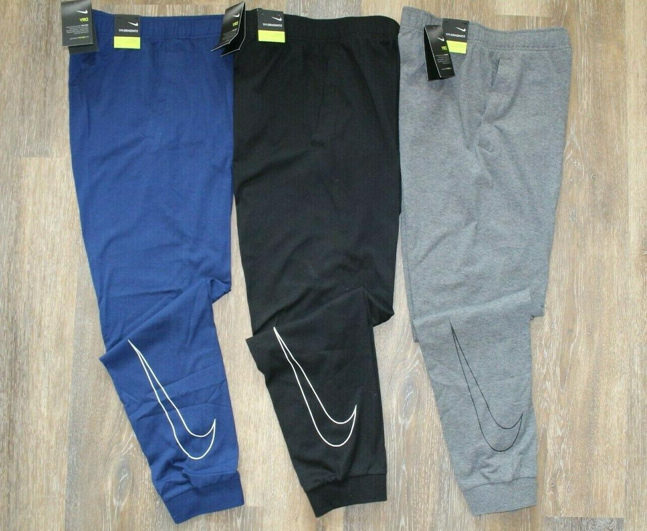 Fleece Jersey Sweatpants Gray Blue