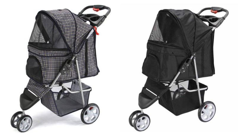 pet stroller for small dog cat 3