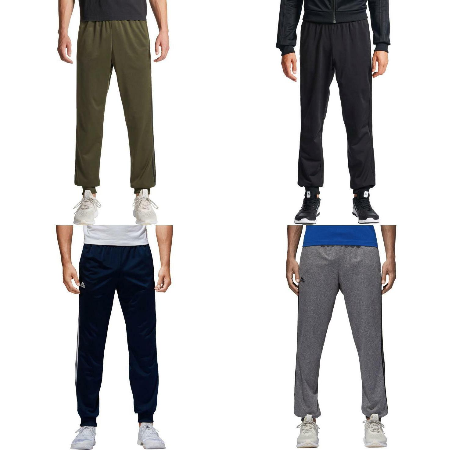 regular tapered pants mens tricot essentials athletic