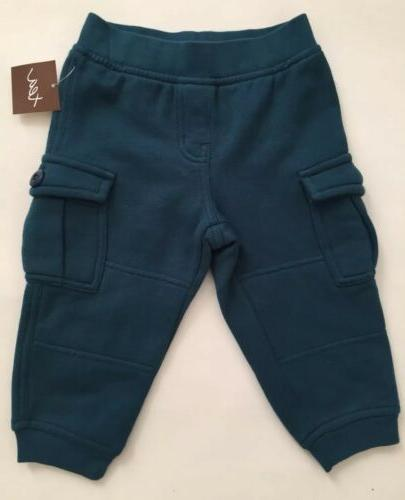 size 9 12 months boys cargo joggers