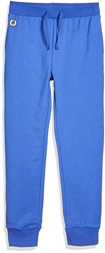 Kid Nation Kids' Solid French Terry Jogger for Boys Or Girls