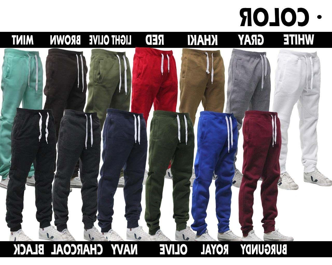 Southpole SP Jogger Pants Active Fleece Pants 9001-1570S