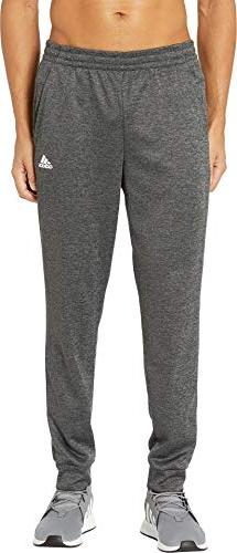 adidas Men's Team Issue Fleece Jogger Dark Grey Melange Smal