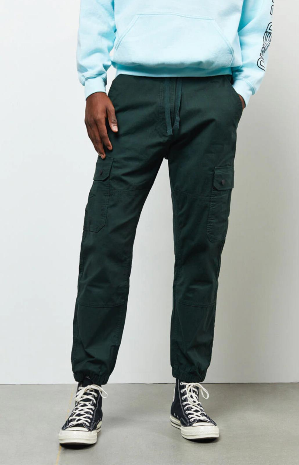 LEVIS TAPERED MSRP GREEN