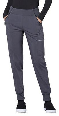 Cherokee Women's Contemporary Mid Rise Tapered Leg Jogger Sc