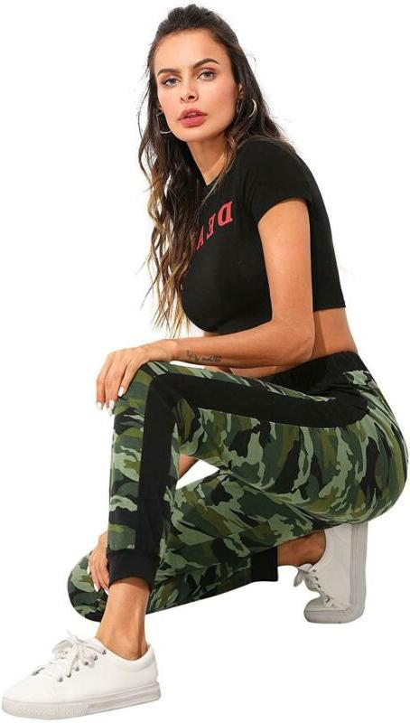 Sweatyrocks Women'S Joggers