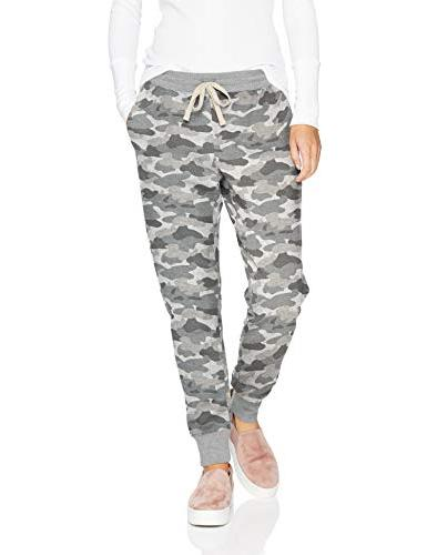 women s french terry fleece jogger sweatpant
