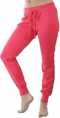 ToBeInStyle Women's Jogger Ankle Length Sweatpants