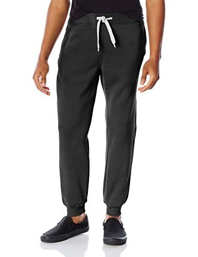Young Mens Jogger L, Black
