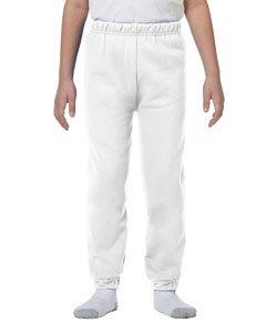 Jerzees Big Boys' Pill Resistant Fleece Sweatpant, Medium, W