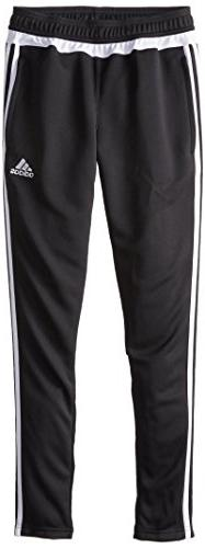 adidas Performance Youth Tiro 15 Training Pant, X-Large, Bla