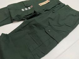 Levi's Levis Utility Joggers Stretch Dark Green Men Aviator