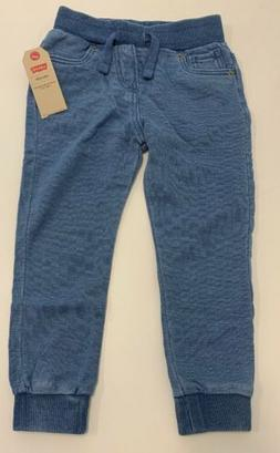 Levis French Terry Jogger 4T 4 Toddler NEW with TAGS $44