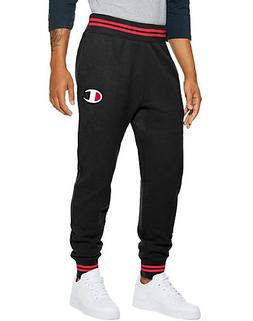 Champion Life Reverse Weave Men's Colorblock Jogger Pants Bl