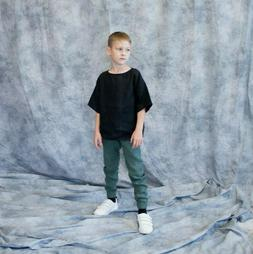 Linen Joggers for boys