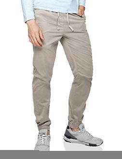 Match Men's Loose Fit Chino Jogger Pant