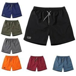 Men Casual Comfy Shorts Baggy Gym Sport Jogger Running Sweat