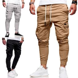 Men Pants New Fashion Men Jogger Pants Men Fitness Bodybuild