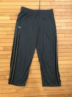 Adidas Men Pants Sweatpants Joggers Blue Size Xl New With Ta