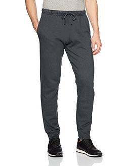 Hanes Men's 1901 Jogger Pant, Dark Screen, Medium