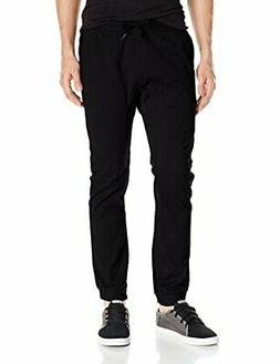 Southpole Men's Basic Stretch Twill Jogger Pants - Choose SZ