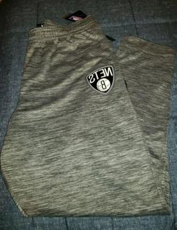 NIKE Men's Big & Tall Dri-Fit  Jogger Brooklyn Nets Sweatpan