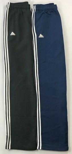 Men's Big & Tall adidas Essential 3 Stripe Fleece Sweat Pant