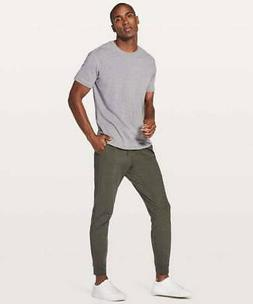 Lululemon Men's City Sweat Jogger HDOL Heathered Dark Olive