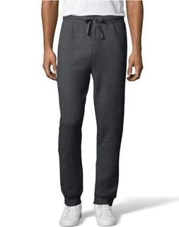 Hanes Men's EcoSmart Fleece Jogger Sweatpant with Pockets O8