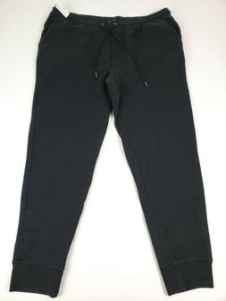 Goodthreads Men's Fleece Jogger Pant, Black, X-Large - NWT