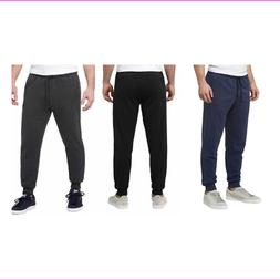 Puma Men's French Terry Jogger Drawstring Sweatpants