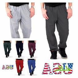 Men's Jogger Pants Gym Fitness Jogging  Sports Casual Fleece