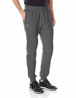 Champion Men's Powerblend Retro Fleece Jogger Pant Granite H