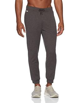 Amazon Essentials Men's Relaxed-Fit Jogger Pant, Navy Heathe