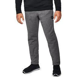 Under Armour Men's Rival fleece pants, Charcoal Light Heath