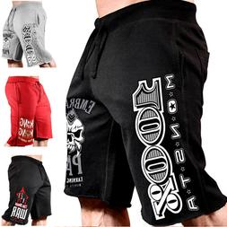 Monsta Clothing Men's Shorts 100% Fitness Gym Running Jogger