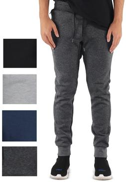 Men's Slim Fit Jogger Sweatpants Athletic Gym Track Pants In