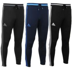 Men's Adidas Slim Fit Joggers Tracksuit Jogging Bottoms Trac