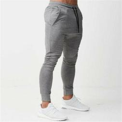 Men's Sports Leisure Slim Fit Jogger Sweatpants Running Work