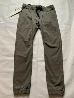 southpole men's stretch twill jogger pants nwt