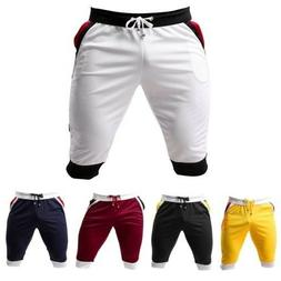 Men's Summer Sport Gym Jogger Casual Shorts Pants Trousers R