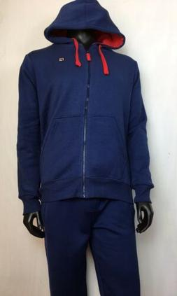FILA MEN'S VISCONTI SWEATSUIT WITH JOGGER PANT AND HOODIE NA